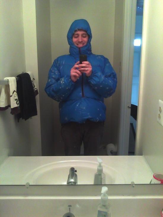 Thru-hiker Down Jacket