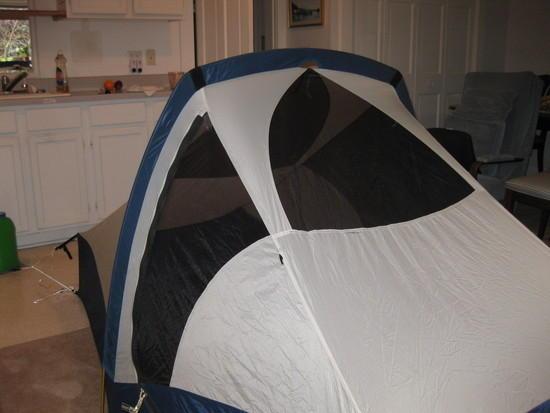 Tent-no cozy