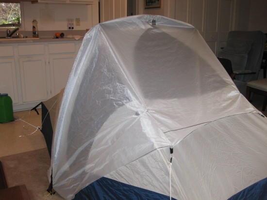 Tent + Cozy