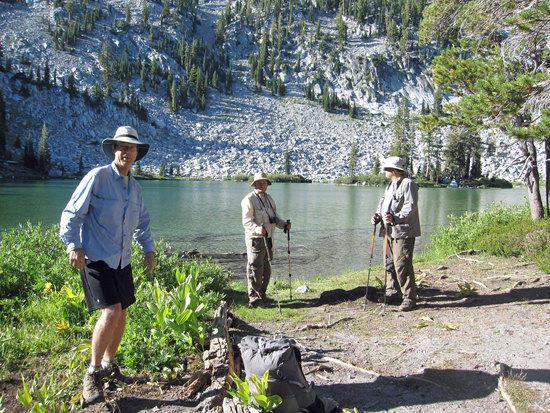 Cliff Lake 3