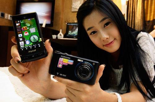 Samsung phone zoom