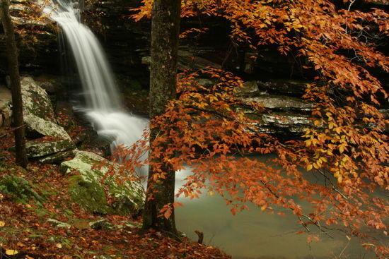 Arkansas Waterfall