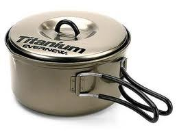 Evernew .9L Ti Pot Nonstick