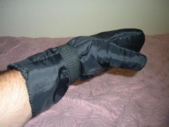 MYOG mittens