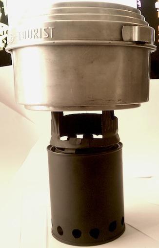stove assembled