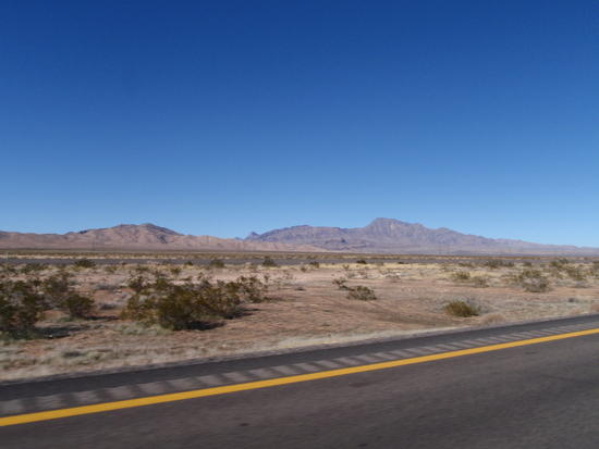 Drive to Zion
