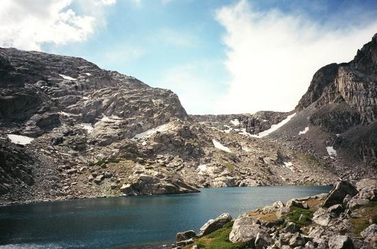 south of Burch Peak