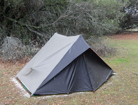 Unknown Tent