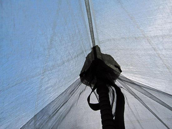 Reinforcement Patch for Pole Handle