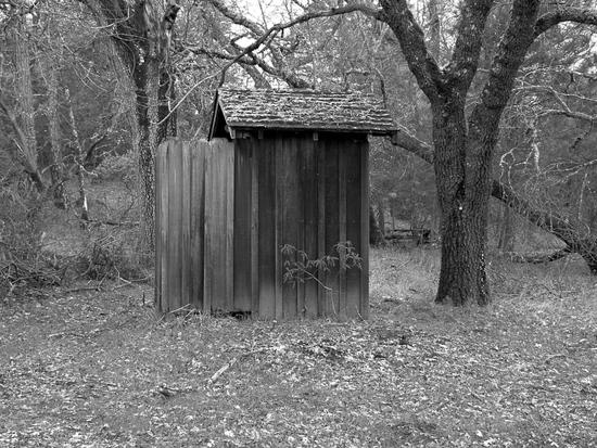 #10's Outhouse