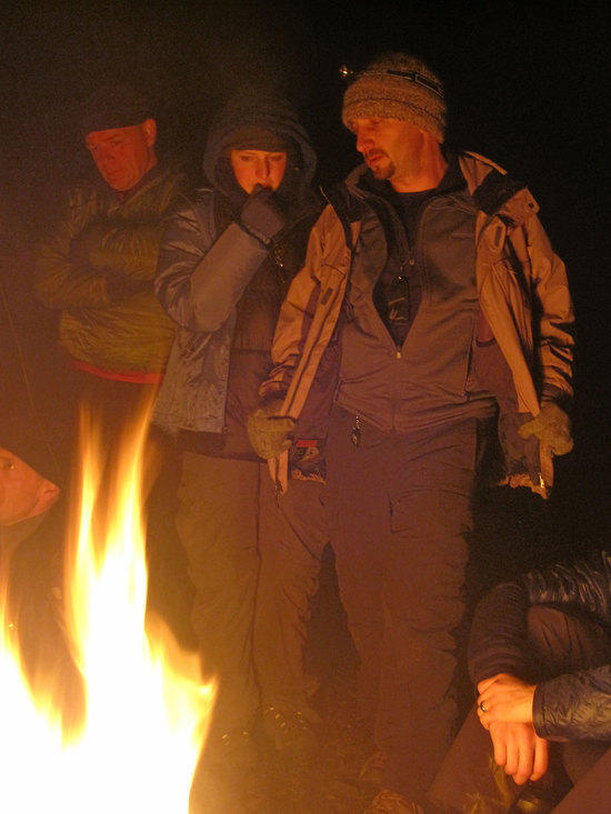 The Cold Gives Couples a New Memories to Share