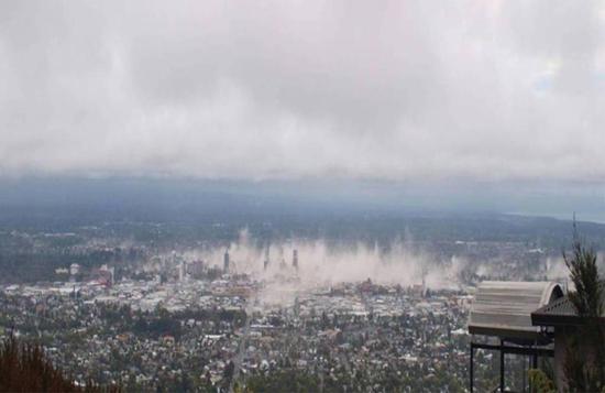 Christchurch quake