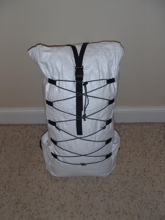 First MYOG Backpack