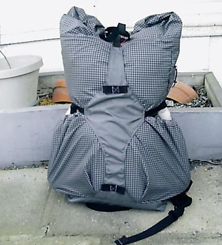 sling pack front