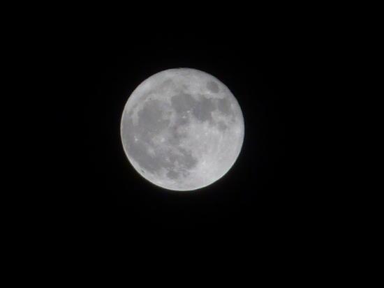 Big Moon at Perigee