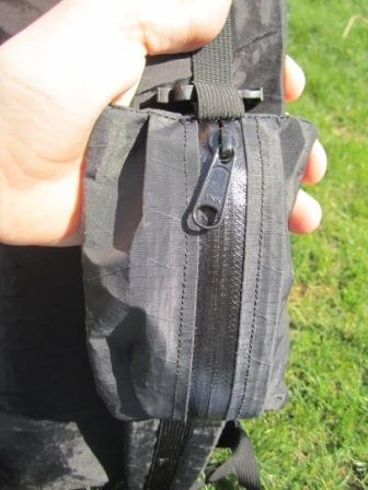 Strap Pocket
