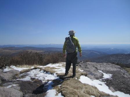 Looking beyond Wilburn Ridge