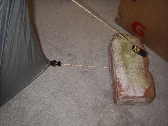 Carpet stakes