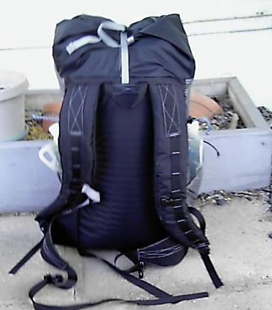 back of pack