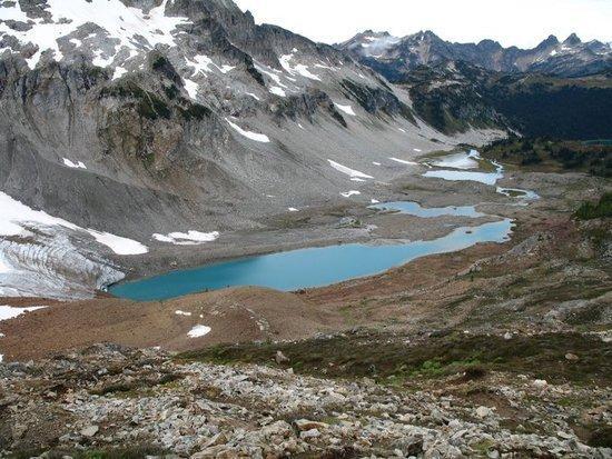 Lyman Lakes