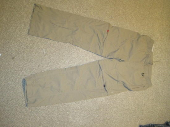 TNF pants