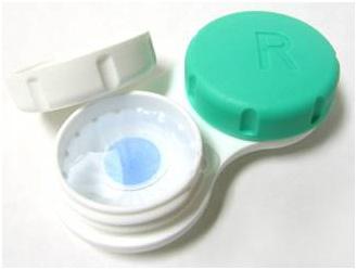 lens/ balm.t-paste case