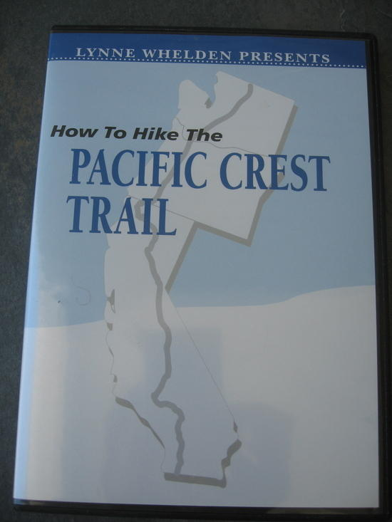 How to Hike the Pacific Crest Trail DVD- Lynn Wheldon- $10.00 shipped Cont. US