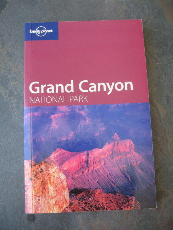 rommers Grand Canyon Nat. Park 2008 and Lonely Planet Grand Canyon Nat. Park 2004- Both $8 shipped