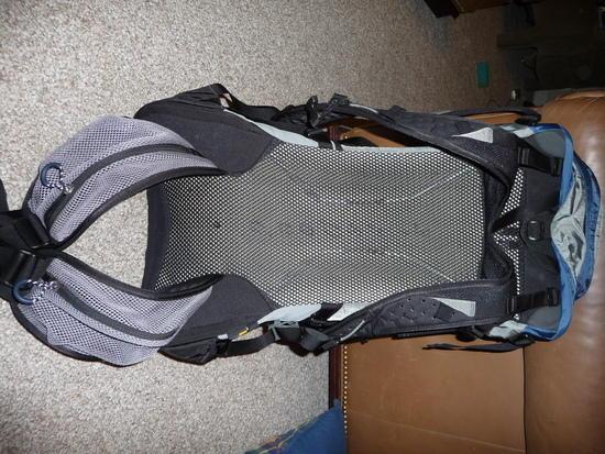 Osprey Atmos 50 rear