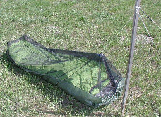 Hot Weather Bivy3