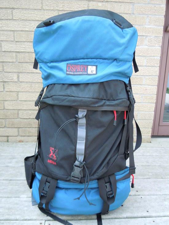 Fs Osprey Amelia Women Backpack Backpacking Light