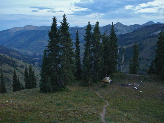 outside of crested butte