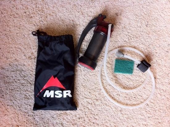 MSR Miniworks EX