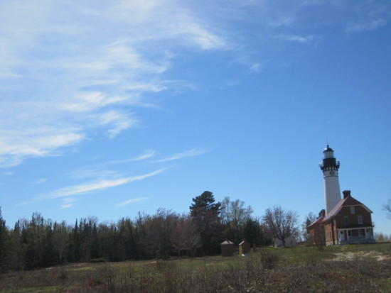 ausable lighthouse