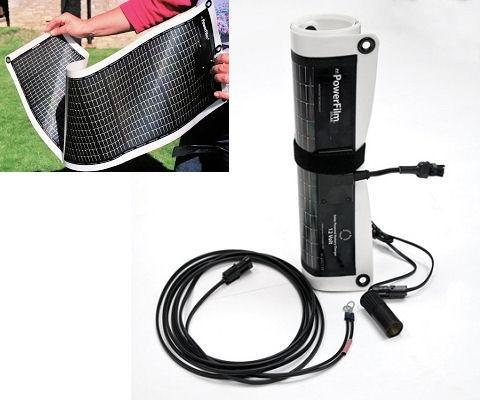 Powerfilm 7 W Rollable Solar Panel