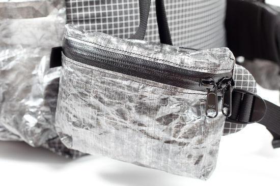 Hipbelt pockets