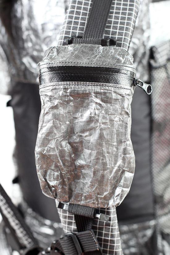 shoulderstrap pocket