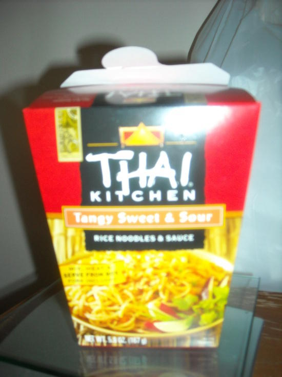 Thai Kitchen at Walmart and Giant Eagle