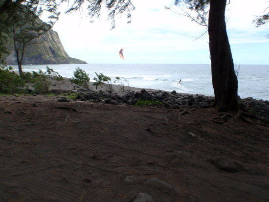 Approach beach