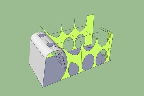 Side Compression Panels