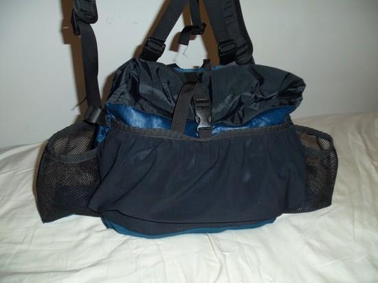 Modified Mountainsmith Tour Pack