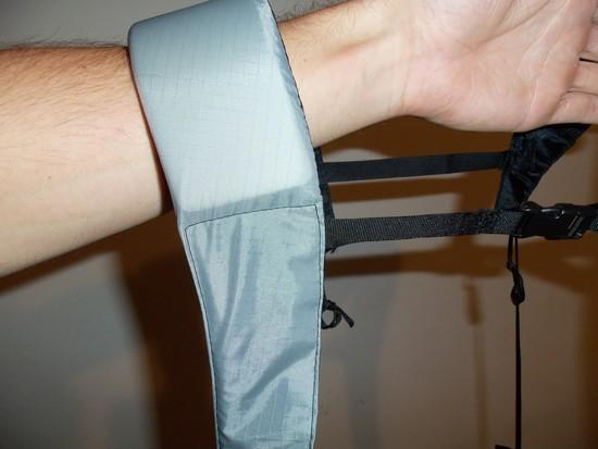 sternum strap