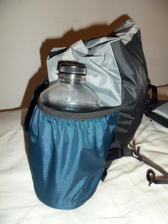 1 Liter Powerade bottle