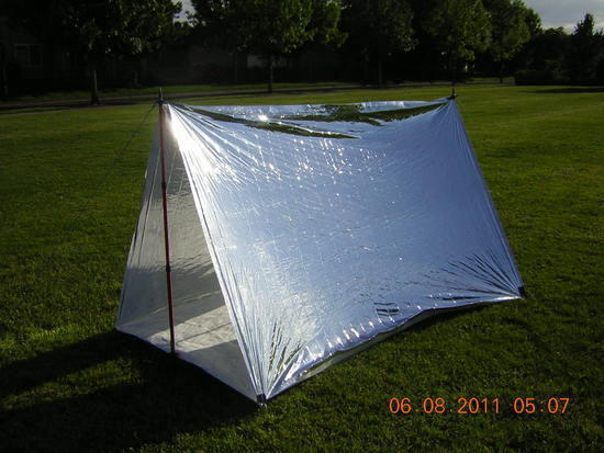 UL BACKPACKING TENT 3