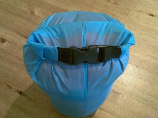 dry bag top