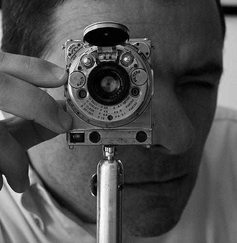 Jean Paul's camera