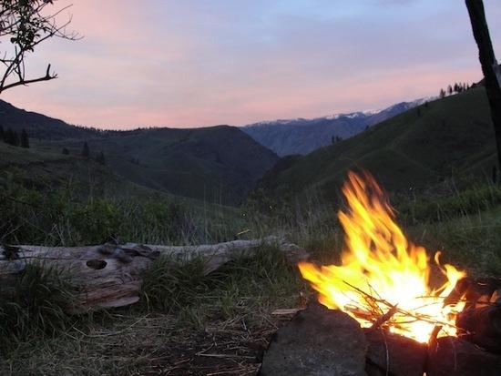 Hells Canyon - Fire