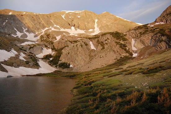 Mt. Herard from Medano Lake