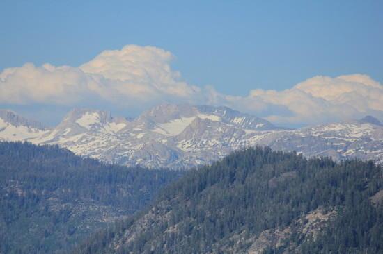 Smith Peak Yosemite Backpacking Light