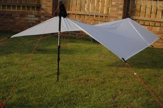 DIY tarp